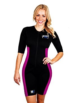 Body SpaSauna Suit to Make You Sweat for Weight Loss