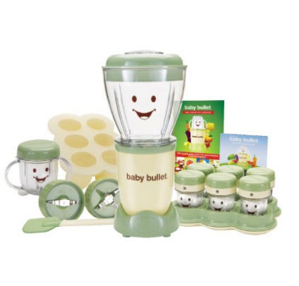 Baby Bullet 20 Piece Baby Food Maker