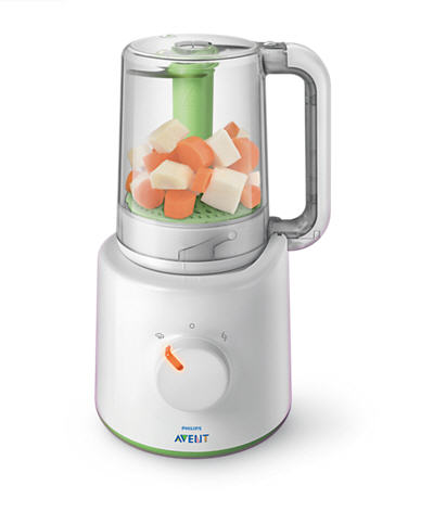 Philips Avent Baby Food Steamer & Blender