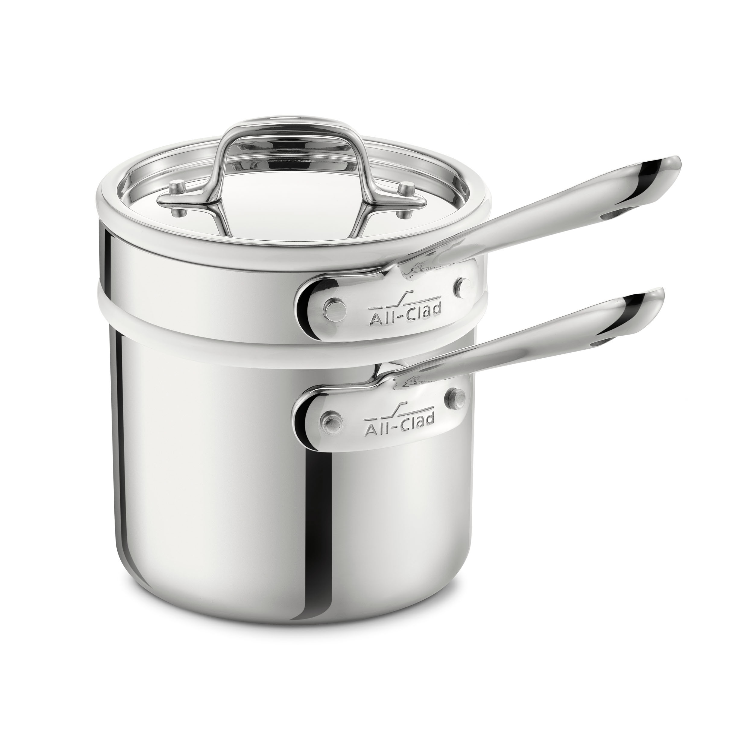All Clad 42025 Stainless Steel Double Boiler