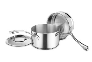 Cuisinart FCT1113-18 French Classic Double Boiler