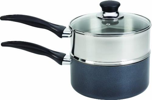T-fal B13996 Specialty Stainless Steel Double Boiler