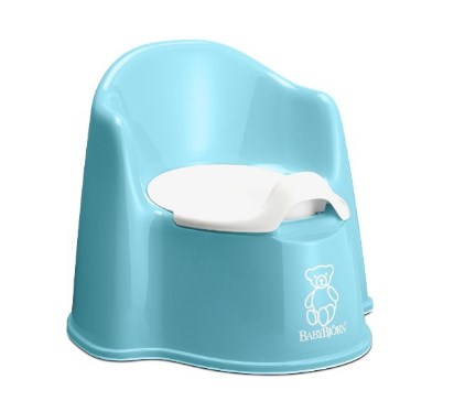 BabyBjorn Unisex Potty Chair