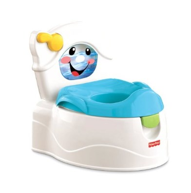Fisher-Price Learn-to-Flush Potty for Toddlers