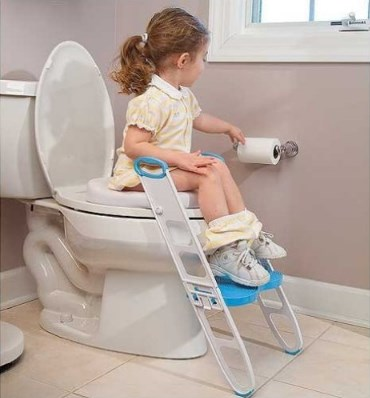 Mommy's Helper Step Up Potty Seat for Toddlers