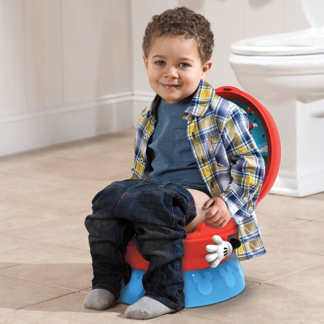 The First Years Disney 3-In-1 Celebration Potty