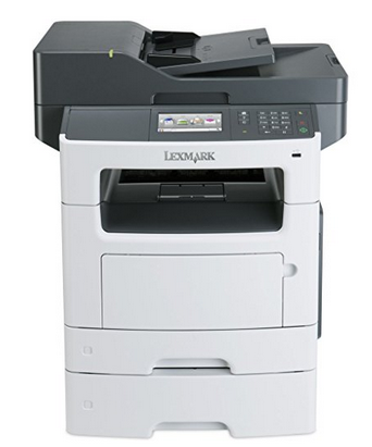 Lexmark Monochrome All-in-One Laser Printer