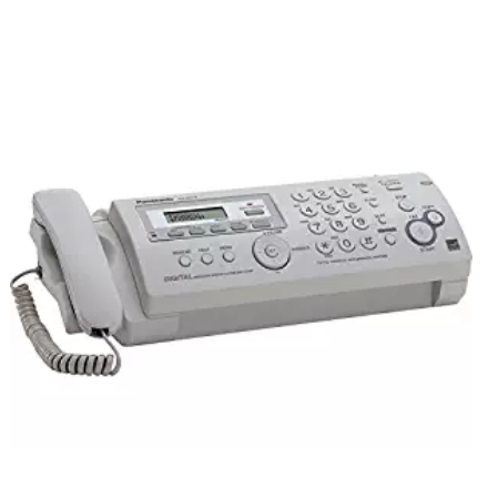Panasonic Compact Plain Paper Fax Machine