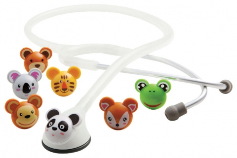 American Diagnostic Adimals® Platinum Pediatric Stethoscope