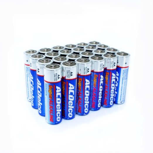 ACDelco Super Alkaline AA Battery