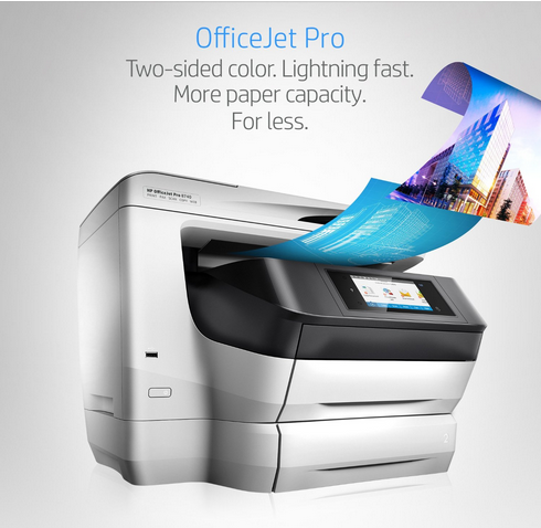 HP OfficeJet Pro 8740 Printer