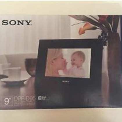 Sony LED Backlit Digital Picture Frame