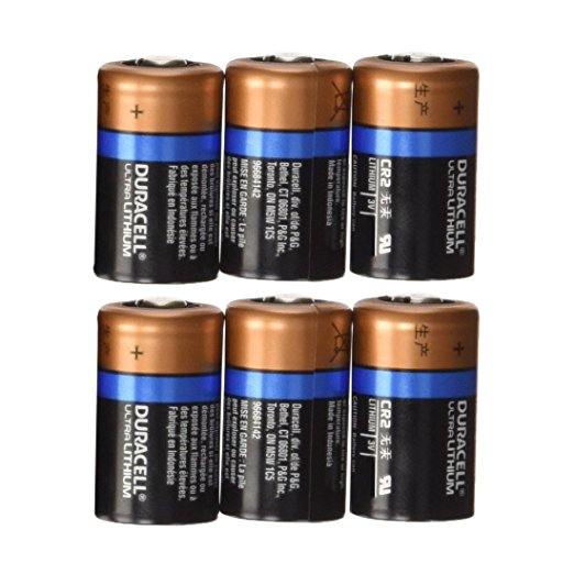 Duracell Ultra Lithium CR2 Battery