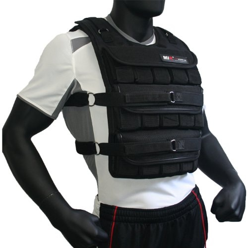 MiR Pro Slim Weighted Workout Vest