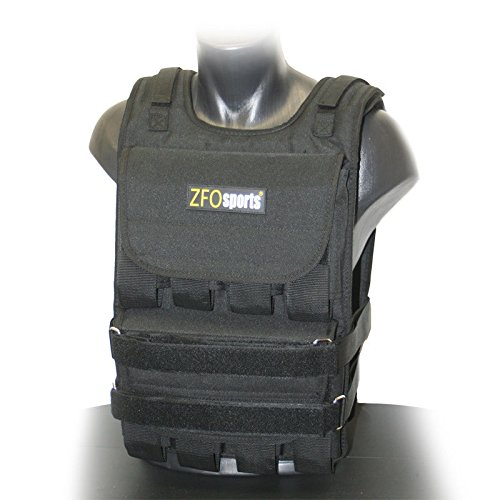 ZFO Sports Adjustable Weighted Vest
