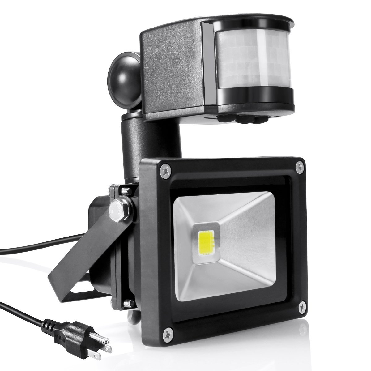 Warmoon DEFIANT Motion Sensor Waterproof Flood Light
