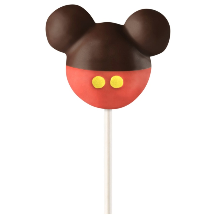 Disney Mickey Mouse Cake Pop Maker