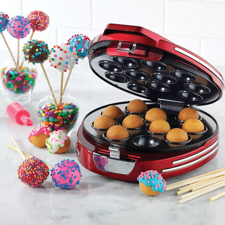 Nostalgia Retro Series Cake Pop Maker