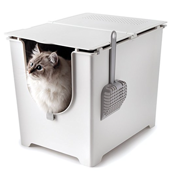 Modkat Flip Front Entry Litter Box