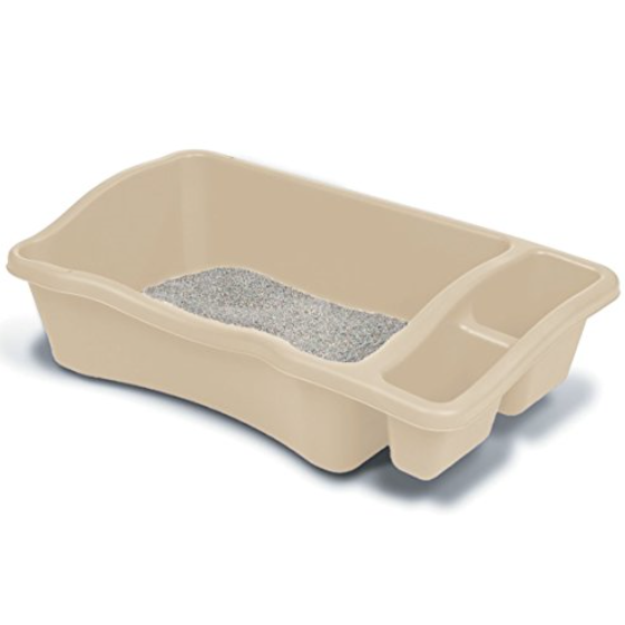 Petmate Giant Litter Pan for Cats