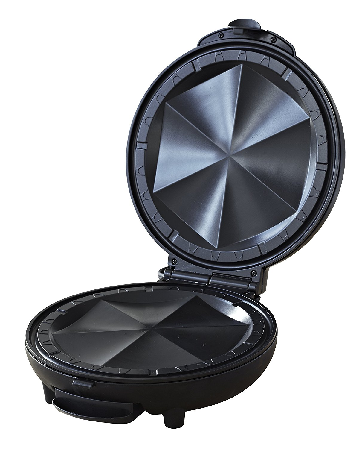 Imusa 900-Watt Quesadilla Maker -  Fits 8-Inch Tortillas, Non-Stick Cooking Surface, Ready Light