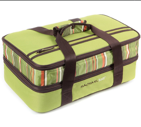 Rachael Ray Expandable Cold & Hot Food Box