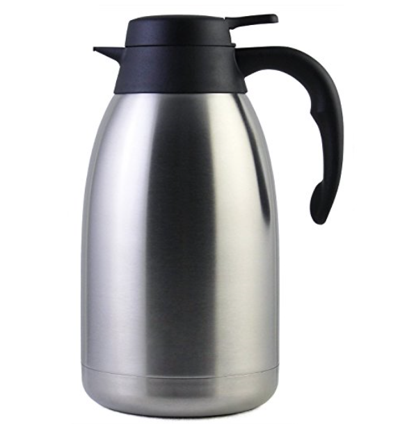 Cresimo Thermal Water, Tea & Coffee Carafe