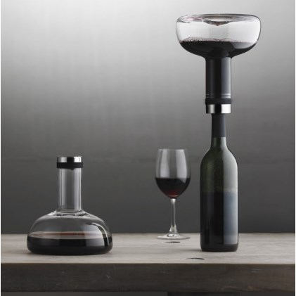 Menu Winebreather Wine Carafe