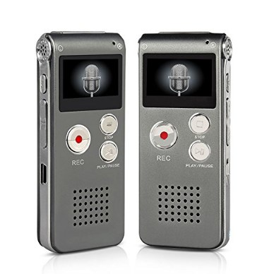 ACEE Deal Rechargeable Digital Voice Recorder