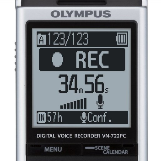 Olympus 4GB Voice Recorder