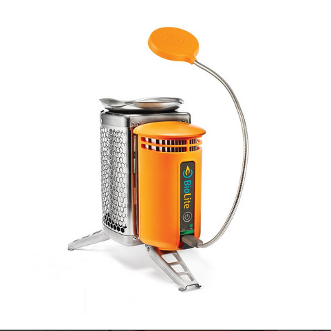 BioLite Camp Stove with Charging Port