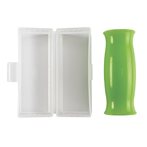 OXO OXO Good Grips Silicone Garlic Peeler with Stay-Clean Storage Case