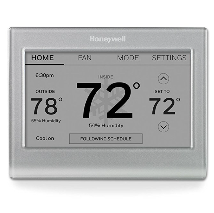 Honeywell Wi-Fi Smart Color Thermostat