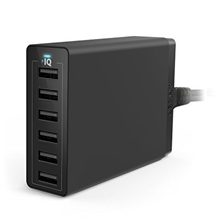 Anker Power Port 6 USB Charging Hub