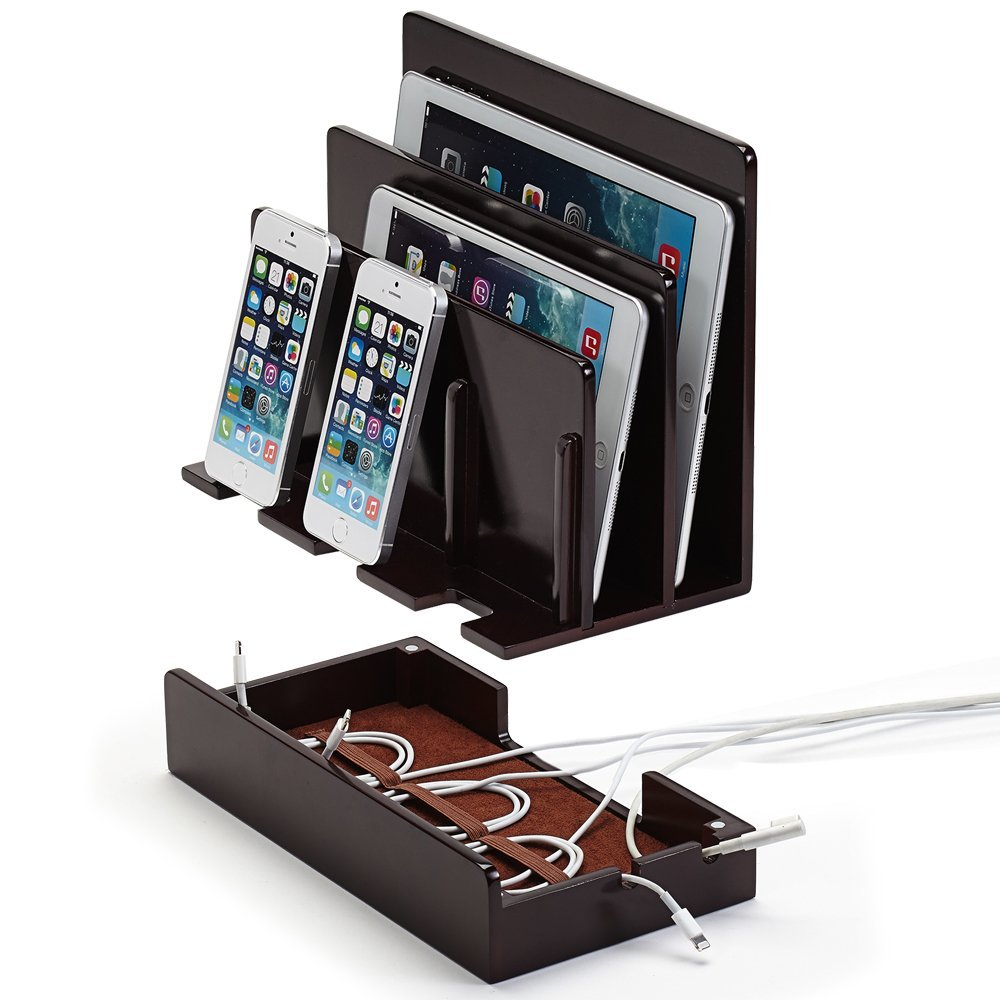 Great Useful Stuff Multi-Device Charging Station And Dock