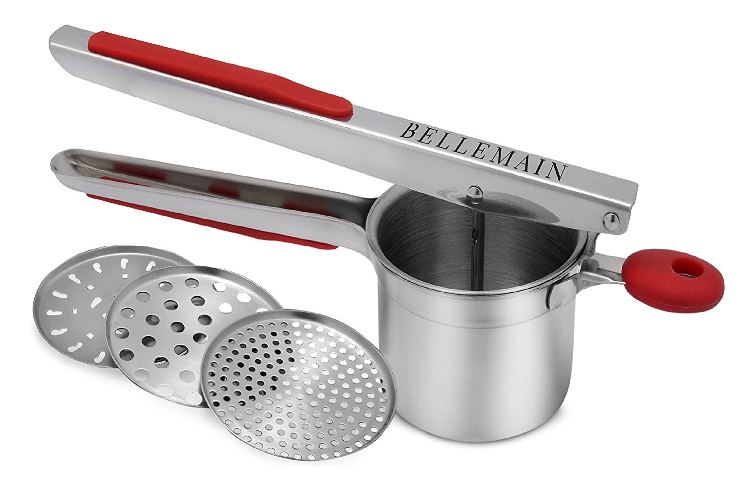 Bellemain Ergonomic Adjustable Potato Ricer
