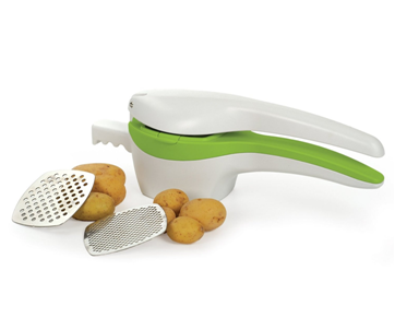 RSVP Adjustable Potato Ricer and Baby Food Strainer
