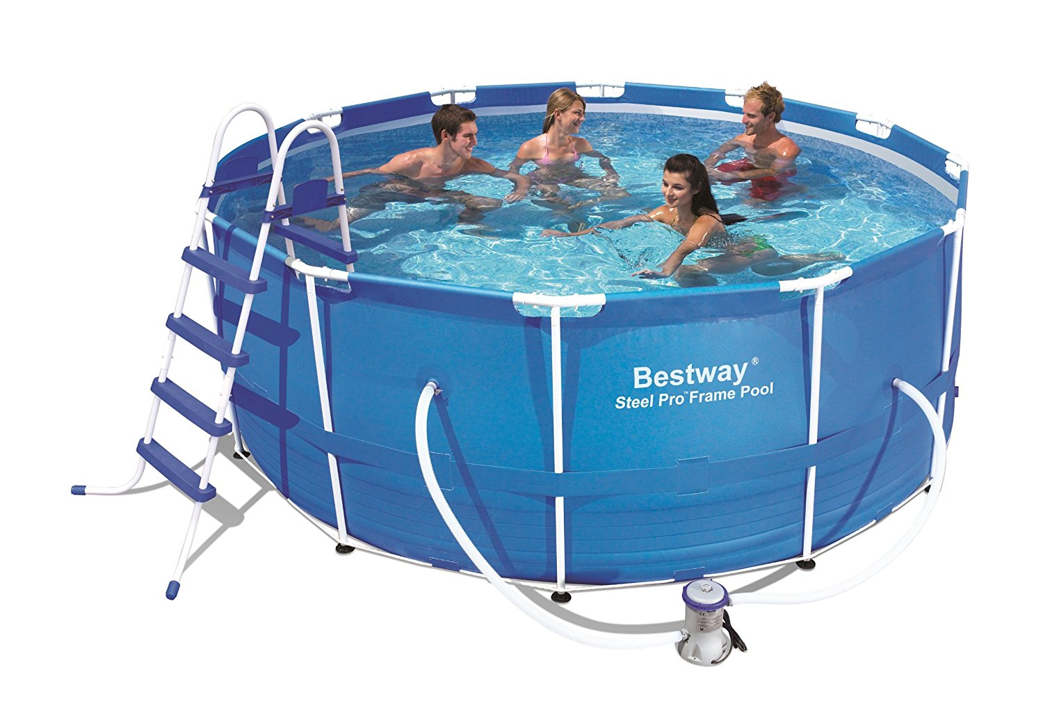 Bestway Steel Pro Above Ground Pool Set