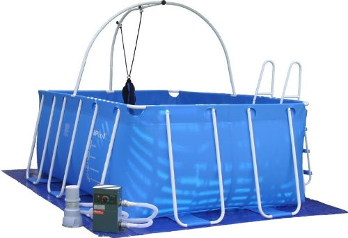 iPool-D Heated Above Ground Exercise Pool