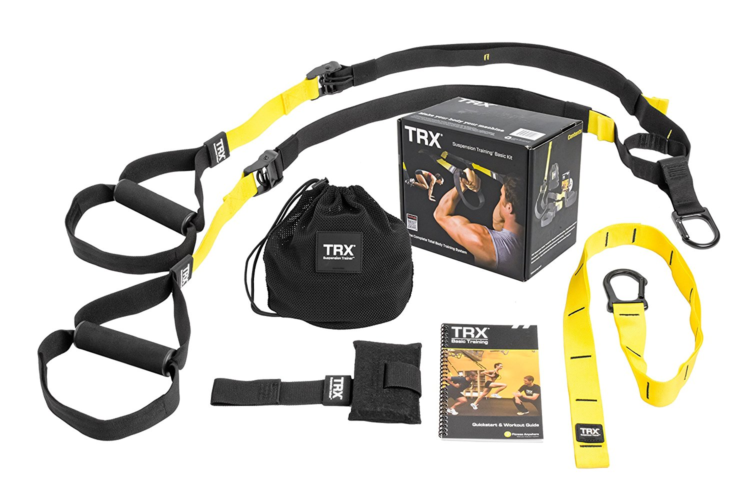 TRX Home Gym Suspension Fitness Cables