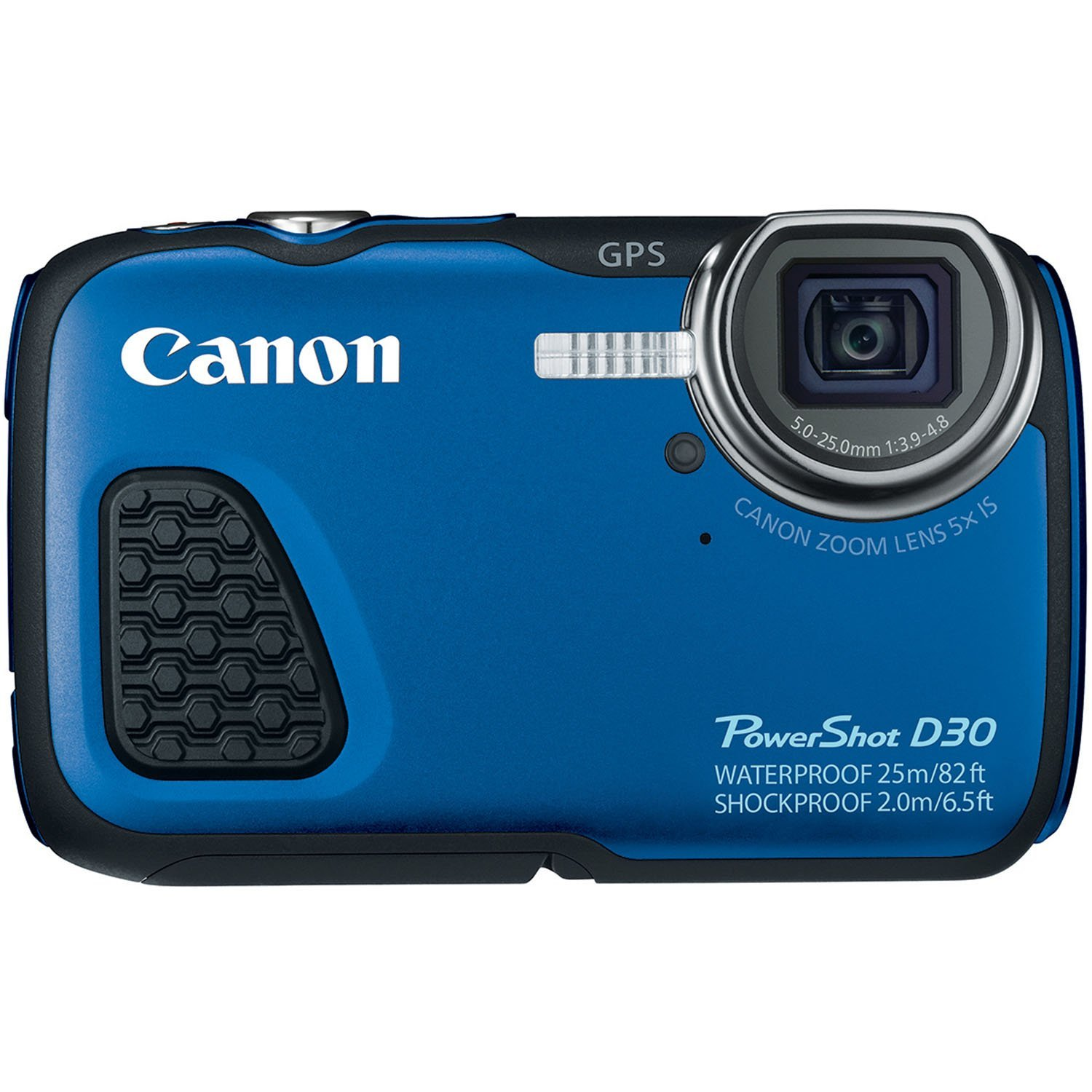 Canon PowerShot D30 Waterproof Digital Camera