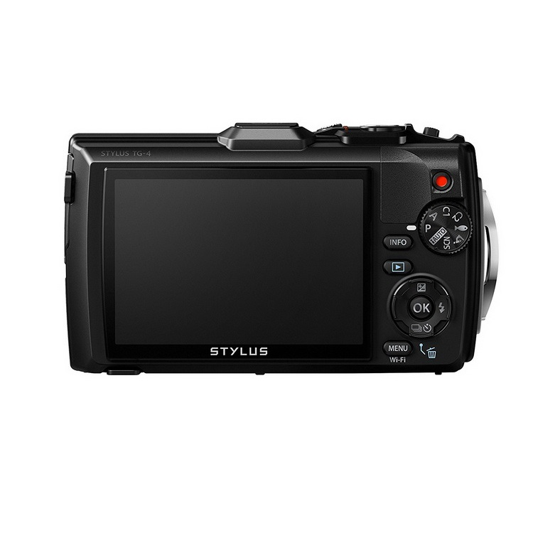 Olympus Tough TG-4 Underwater Digital Camera