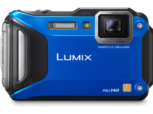Panasonic LUMIX DMC-TS5A Underwater Digital Camera