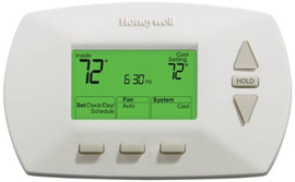 Honeywell Deluxe 5-1-1 Programmable Thermostat
