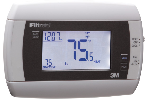 Radio Thermostat CT50 7-Day Programmable Digital Thermostat