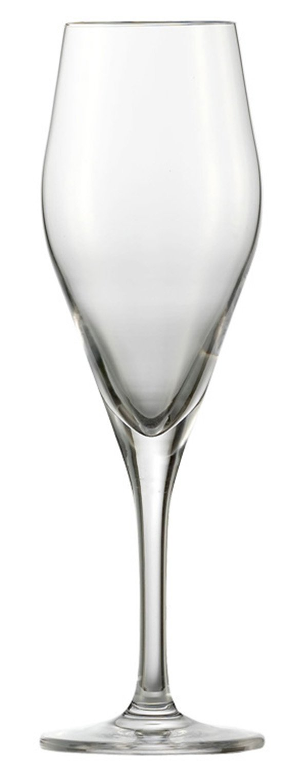 Schott Zwiesel Tritan Crystal Glass Audience Collection Champagne Glass 8.4 Ounce, Set of 6