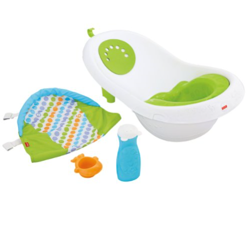 Fisher-Price 4-in-1 Sling N Seat Baby Bath Tub