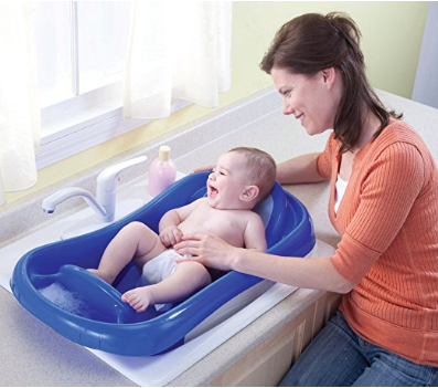 The First Years Comfort Deluxe Tub with Sling
