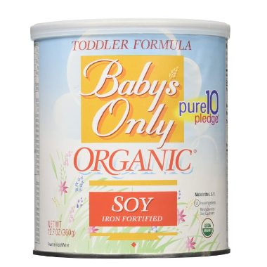 Baby's Only Organic  Formula