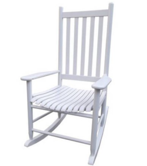 Mainstay Outdoor Rocking Chair